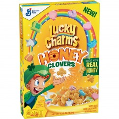 Lucky Charms Honey Clovers Cereal 10x558g