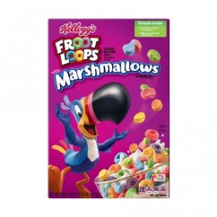 Kellogg's Froot Loops Marshmallow 16x297gr