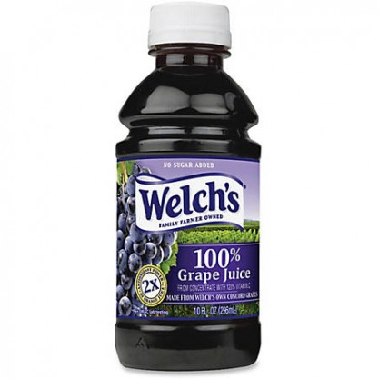 Welch's Grape Juice Bottle 24x296ml
