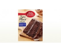 Betty Crocker Chocolate Fudge Cake Mix