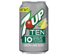 7UP Ten 24x355ml