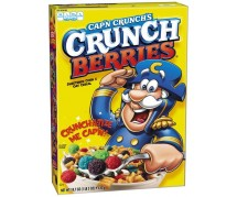 Quaker Cereal Captain Crunch Berries 14x368gr
