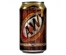 A&W Root Beer 24x355ml