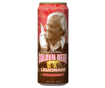 Arizona Golden Bear, Lemonade with Strawberry 24x680ml