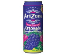 Arizona Grapeade 24x680ml