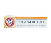 Arm & Hammer Toothpaste, Extra White Care 12x125gr