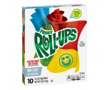 Betty Crocker Fruit Roll-Ups Blastin' Berry Hot Colors 14x141g