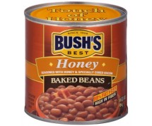BUSH'S Baked Beans with Honey 12x453gr