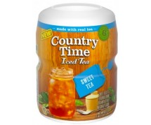 Country Time Drink Mix, Iced Tea Sweet Tea 12x521gr