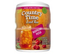 Country Time Drink Mix, Raspberry Patch 12x538gr
