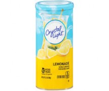 Crystal Light Drink Mix,  Lemonade (4-Pack) 12x59gr