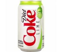 Coke Lime Diet 24x355ml