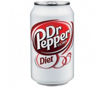 Dr Pepper Regular Diet 24x355ml
