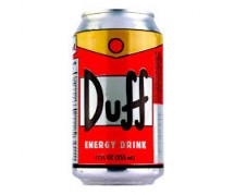 Duff Energy Drink  24x355ml
