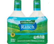 Hidden Valley Ranch Dressing 2x 1.13kg