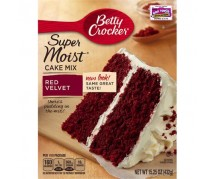 Betty Crocker Red Velvet Cake Mix 12x432gr