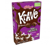 Kellogg's Krave Double Chocolate 10x311gr
