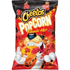 Cheetos Flamin' Hot Popcorn 10x184g