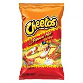 Cheetos Flamin' Hot 12x72g