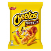 Cheetos Spicy Hot Chicken 12x75gr