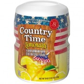 Country Time  Lemonade Drink Mix 12x538gr