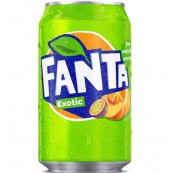 Fanta Exotic  24x330ml