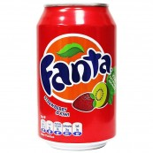 Fanta Strawberry Kiwi 24x330ml