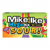 Mike and Ike Mega Mix, Sour 12x141gr