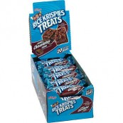 Kellogg's Rice Krispies Treats Double Chocolatey Chunk 20x37gr